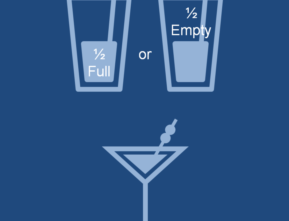 An Optimist, a Pessimist and a Marketer walk into a bar…